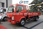 HOWO light duty cargo truck 120 hp