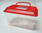 big plastic pet box