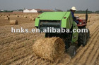 Sale farm use round and square shape straw baler machine Mobile 0086 15238020668