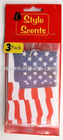 flag/country flag car freshener