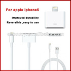 "for iphone 5 data USB cable,for iphone 5 adapter,for iphone 5"" cable"