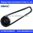 bajaj timing chain and timing wheel sprocket