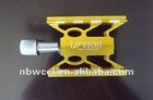 6061 alloy pedal