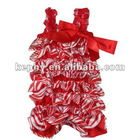 2012 new style arrival different styles with straps lace petti rompers for girls