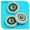 Plastic Pulleys with Bearings for Windows and doors,pulley wheel