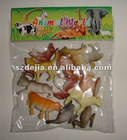 new style plastic wild animal model toy for Christmas
