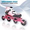 Professional Fox roller speed skate,qQual skate,Four wheel skate