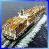 ocean freight from China to South America