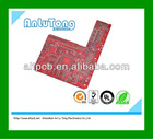 immersion gold multilayer printed circuit board /circuit boards