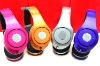 HOT BLACK OVER-EAR HEADPHONE EARPHONE FOR i Pod MP3 MP4 NEW
