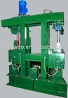 Withdrawal straightening machine for CCM