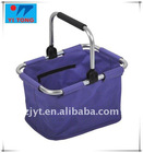Strip basket with alum stand,promoional basket,shopping bag
