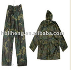 Camouflage Rainwear