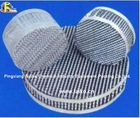 SS304, SS316 Metal Wire Gauze Packing(MGP) For Cooling Column