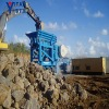 salable portable type mobile jaw crusher