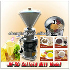 soya milk processing machine /soybean milk grinder JM-50