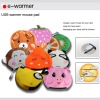 USB warm mouse pad promotional gifts