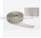knitting galvanized wire shielding mesh