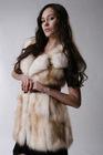 2012 newest Fox fur vest