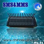 16 ports GSM SMS Modem, RJ45 gsm modem