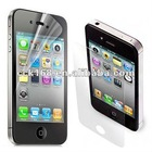 Hot sale touch screen protector clear protective film for iphone5/4/4s