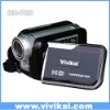 3.0 inch TFT LCD digital video camcorder 720P HDand 8X digital zoom LI-ion battery