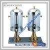 Double Beverage Dispenser Stainless Steel Juice Dispenser E0003