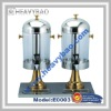 Double Beverage Dispenser Stainless Steel Juice Dispenser E0003