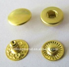 Latest a set of 10 mm Spring Snap button for clothes