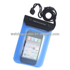 Newest design 2012 Waterproof & Shockproof cell phone bag