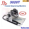 Hot Sale & Safe Triaxial CNC Engraving Machine CNC3020T,CNC 3020T CNC router/milling/drilling/carving machine