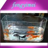 Clear Acrylic Fish Tank