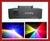 2W laser RGB christmas light