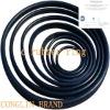 high-pressure black rubber rings