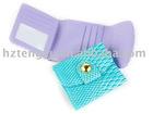 lilac blue cheap ladies purses