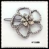 flower hair pin hair clip hairgrip H10489