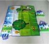 Waterproof pp woven foldable beach mat