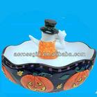 Wholesale ceramic pumpkin bowl