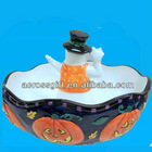 Wholesale ceramic pumpkin bowl