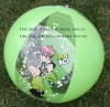 2012 top selling promotional pvc inflatable beach ball