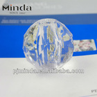 Acrylic decorative bead