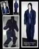 Non-woven Coverall With Hood