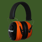 New design over-head FM/AM radio earmuff with input jack