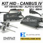 EK canbus hid xenon,12V/35W/55W/75W