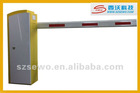 automatic access barrier gates for parking control