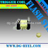 Trigger transformers for flash lamp