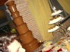 Cheap 7 tiers Chocolate Fountain