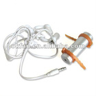 Factory Price 3.5mm Jack Plug&Play Waterproof Sport MP3 Player With FM