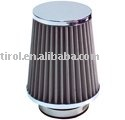 Mini air filter 3inch neck 4inch long T11649