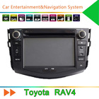 Toyota RAV4 Car DVD Player with GPS Navigation